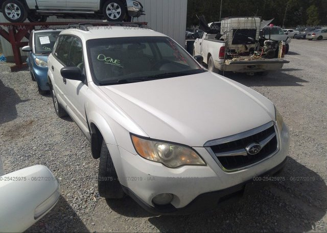 Inventory #612591928 2009 Subaru OUTBACK