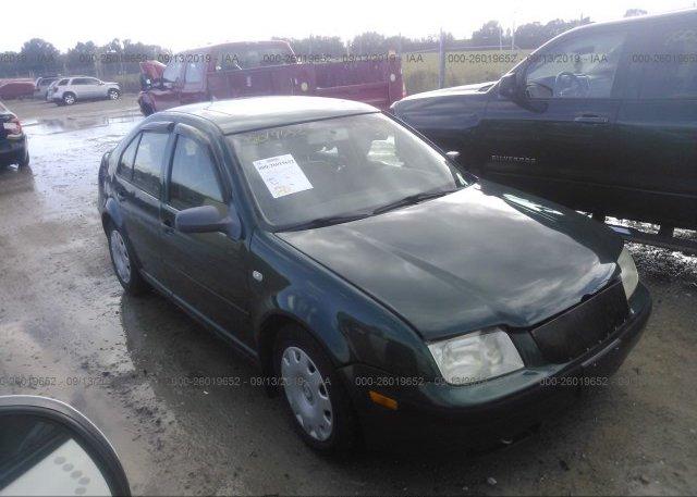 Inventory #656665250 2000 Volkswagen JETTA