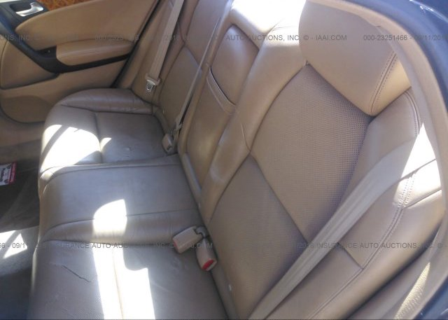 UUAA Salvage Blue Acura Tl At MARKHAM IL On Online - 2004 acura tl seat covers