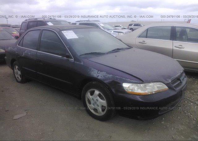 Inventory #631555771 1999 Honda ACCORD