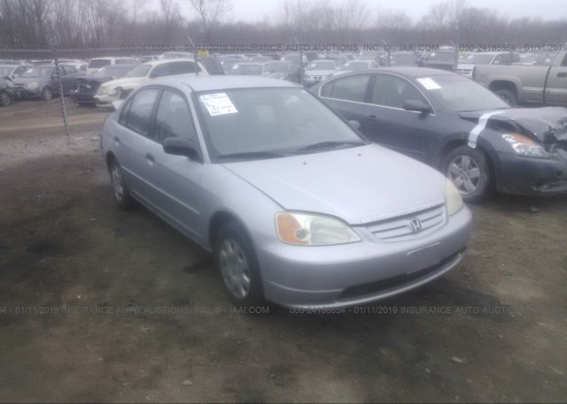 Inventory #773803336 2001 Honda CIVIC