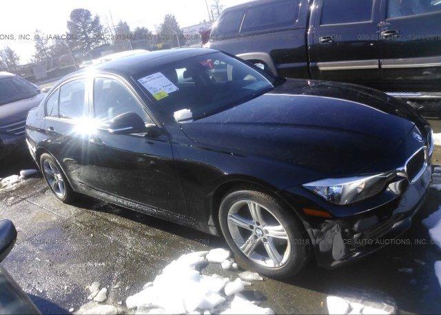Inventory #670700400 2015 BMW 320
