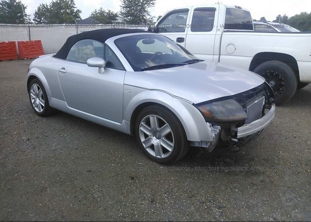 Inventory #424484235 2003 Audi TT