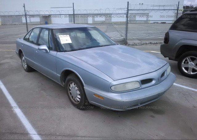 Inventory #364699822 1996 Oldsmobile 88