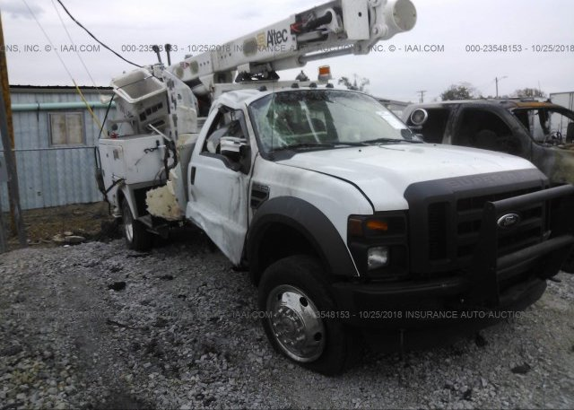 Inventory #383590686 2008 FORD F550