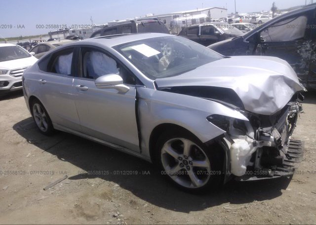 Inventory #191082472 2013 FORD FUSION