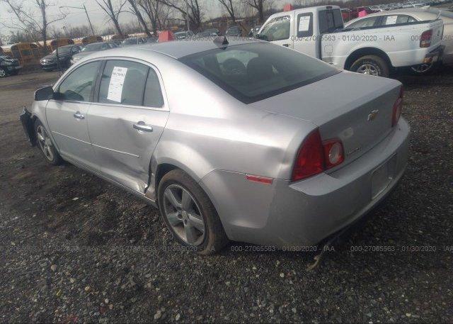 купить 2012 Chevrolet MALIBU 1G1ZD5E07CF285226