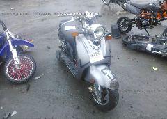 2009 Yamaha YJ125