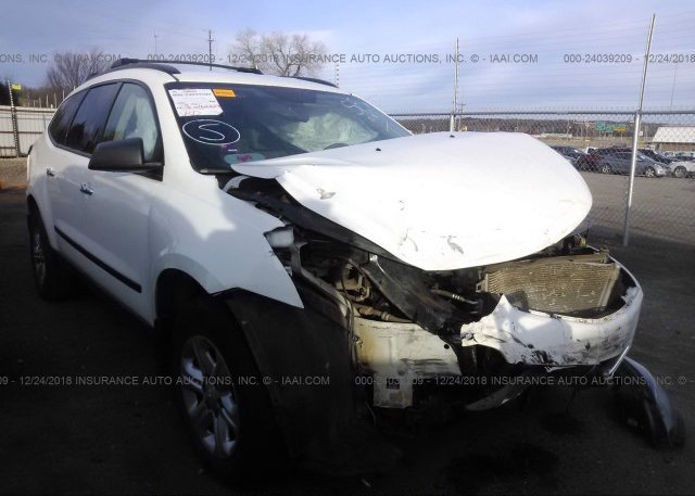 Inventory #550039208 2015 Chevrolet TRAVERSE