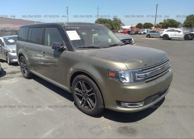 Inventory #757132414 2013 FORD FLEX