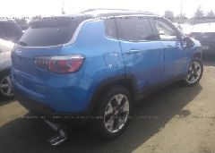 2019 JEEP COMPASS - 3C4NJDCB0KT800844 rear view