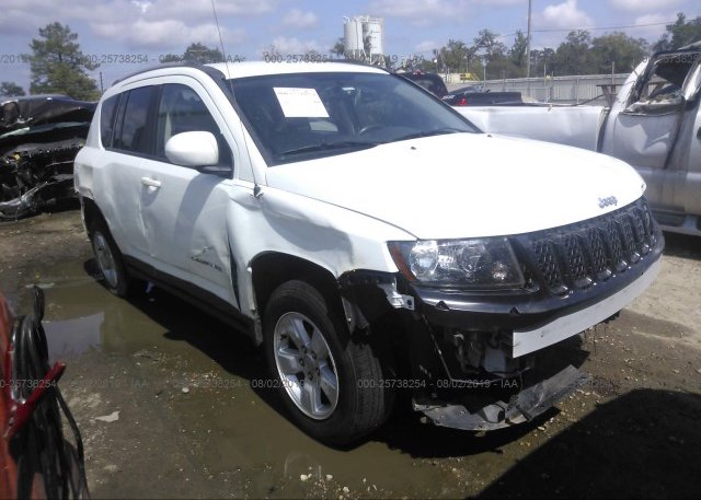Inventory #514657235 2016 JEEP COMPASS