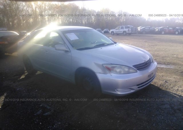 Inventory #901547543 2003 TOYOTA CAMRY