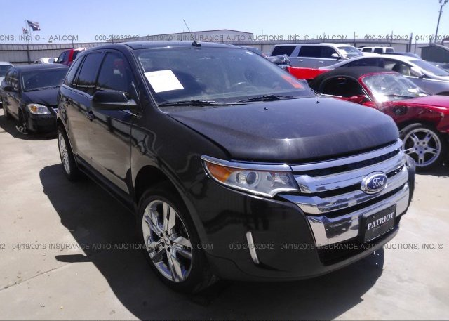 Inventory #420368131 2012 FORD EDGE