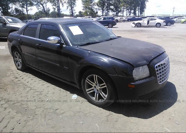 Inventory #854733032 2005 Chrysler 300