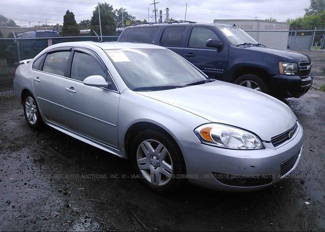 Inventory #801370177 2011 Chevrolet IMPALA