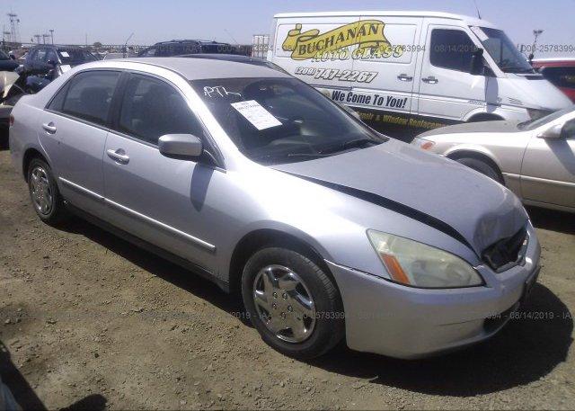 Inventory #142504303 2003 Honda ACCORD