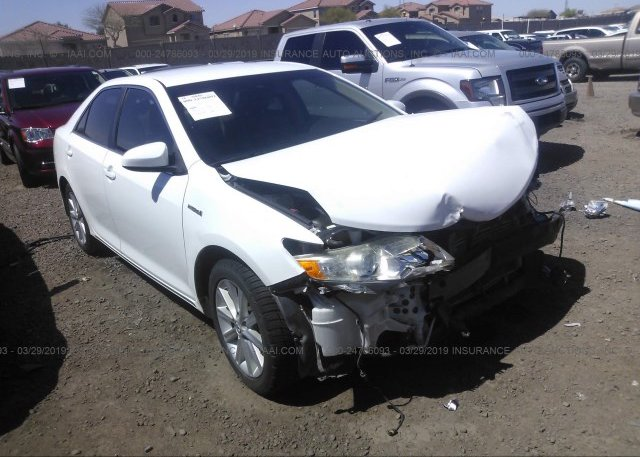 Inventory #880417906 2012 Toyota CAMRY