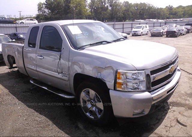 Inventory #138748136 2009 Chevrolet SILVERADO