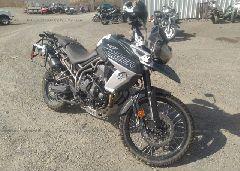 2018 TRIUMPH MOTORCYCLE TIGER