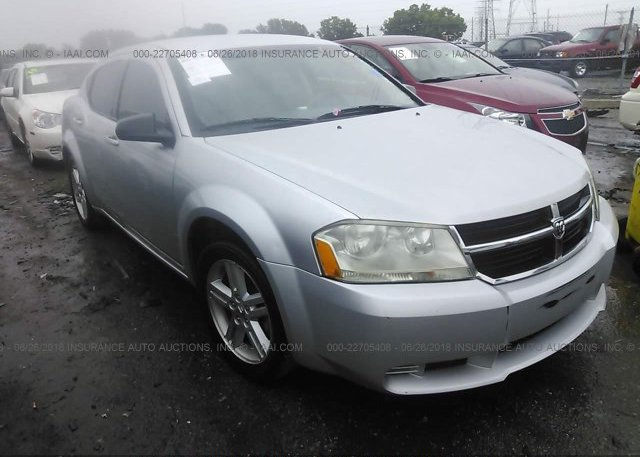 Inventory #668412207 2008 Dodge AVENGER