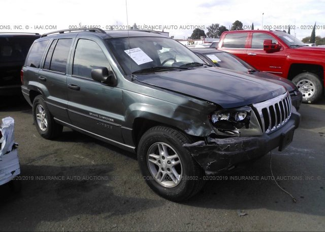 Inventory #411615888 2003 JEEP GRAND CHEROKEE