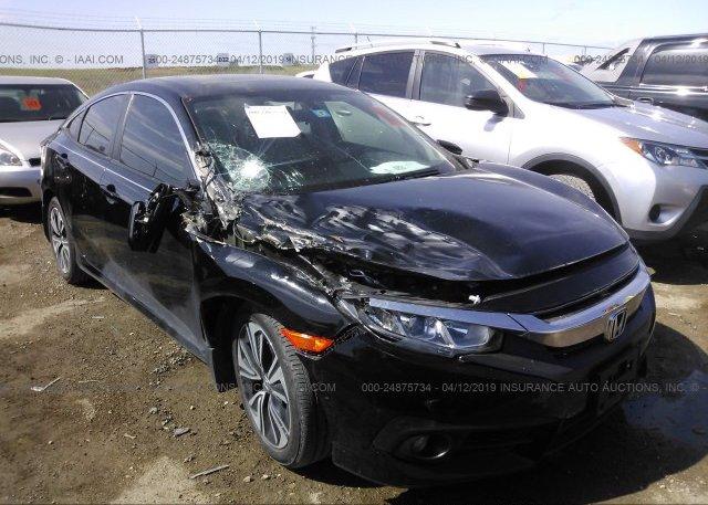 Inventory #318226172 2017 Honda CIVIC