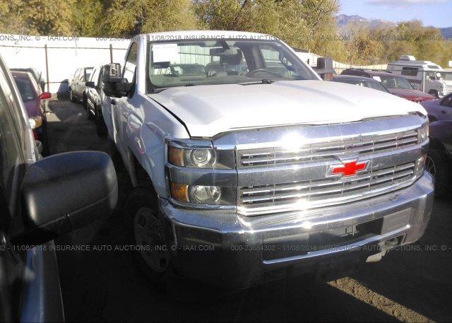 Inventory #458901174 2015 Chevrolet SILVERADO
