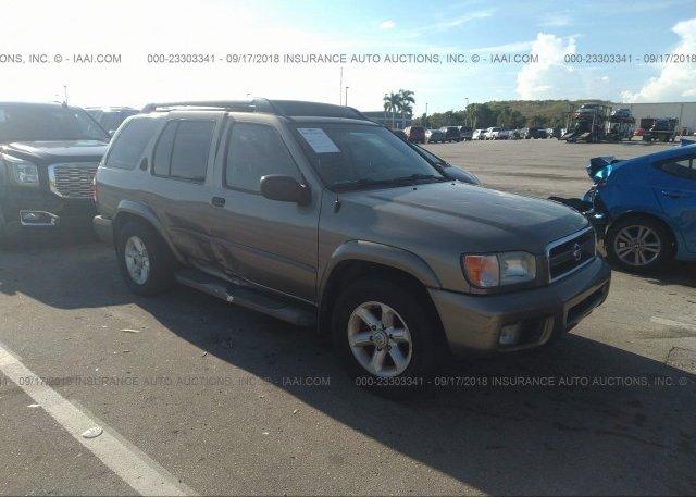 Inventory #576690687 2003 Nissan PATHFINDER