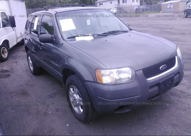 Inventory #400616868 2004 FORD ESCAPE