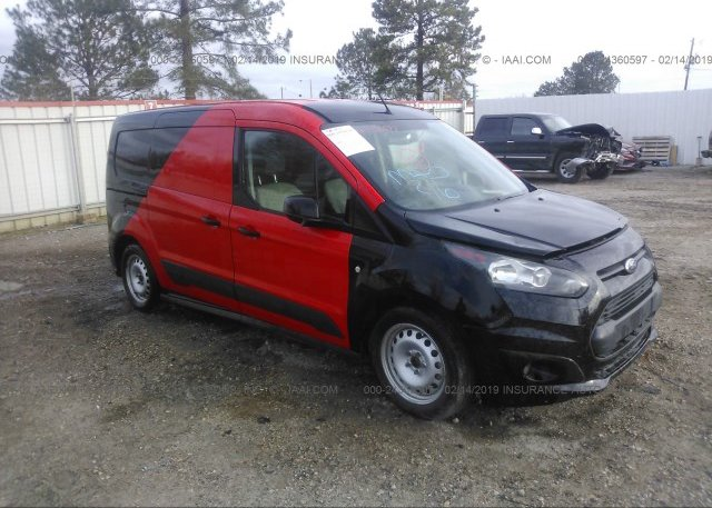 Inventory #470025412 2014 FORD TRANSIT CONNECT