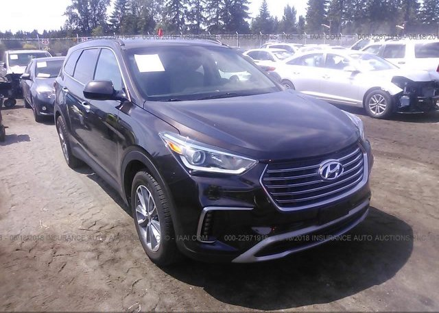 Inventory #520562302 2017 Hyundai SANTA FE
