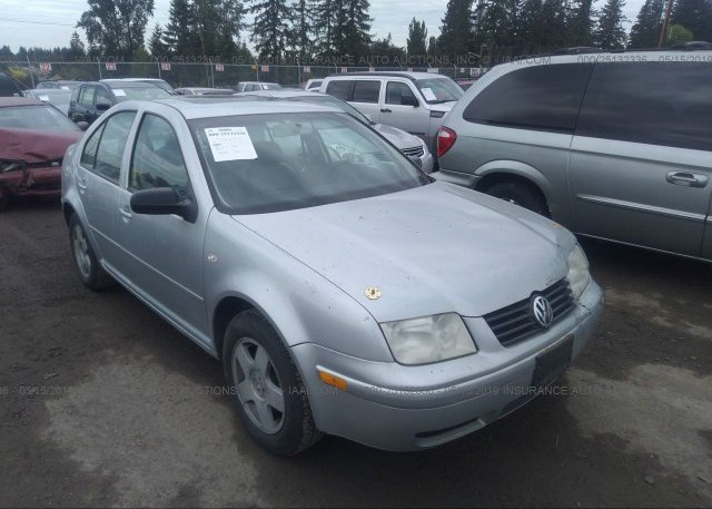 Inventory #691888582 2002 Volkswagen JETTA