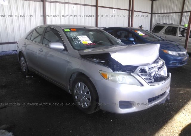 Inventory #634402002 2011 Toyota CAMRY