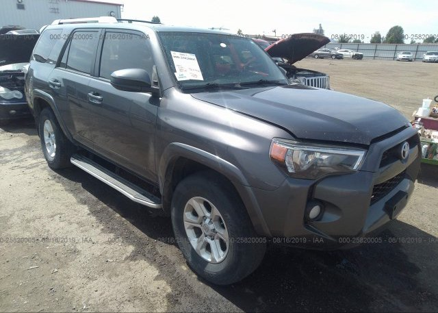 Inventory #673407549 2014 Toyota 4RUNNER