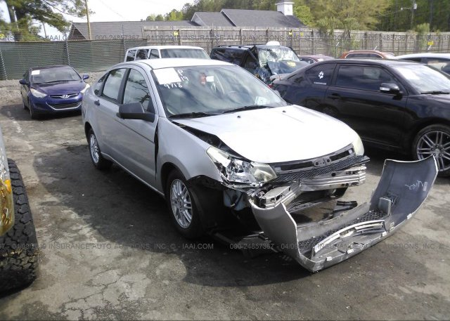 Inventory #581423287 2009 FORD FOCUS