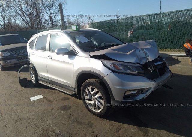 Inventory #857804479 2015 Honda CR-V