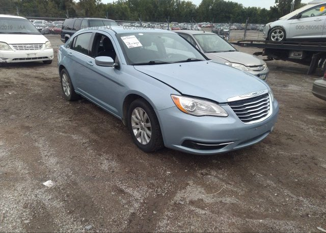 Inventory #174902470 2013 Chrysler 200