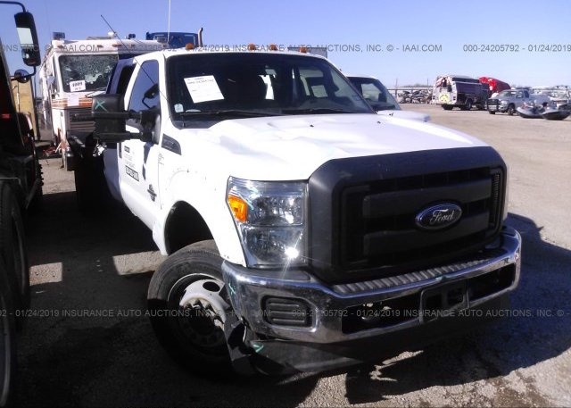 Inventory #532015644 2015 FORD F450