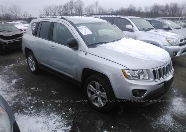 Inventory #671875599 2011 JEEP COMPASS