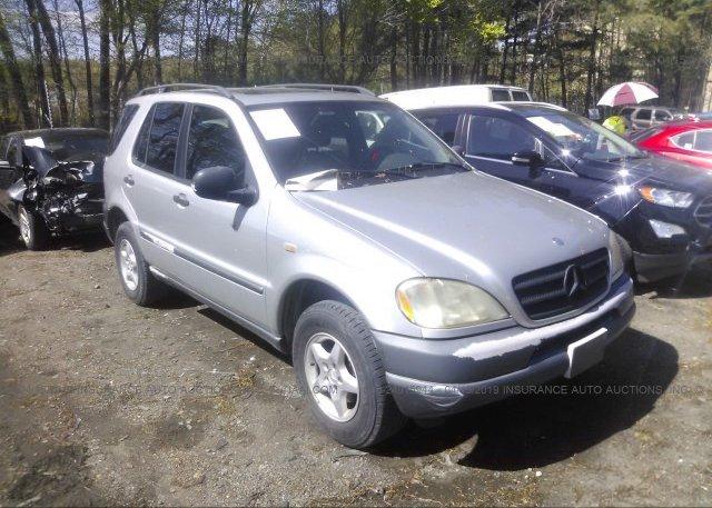 Inventory #189767102 1998 Mercedes-benz ML