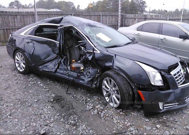 Inventory #635344456 2013 Cadillac XTS