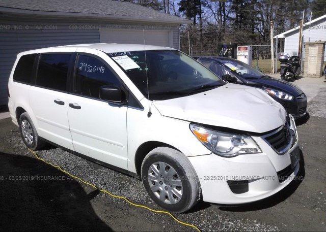 Inventory #758224869 2010 Volkswagen ROUTAN