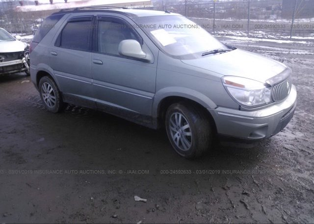 Inventory #498973619 2004 Buick RENDEZVOUS