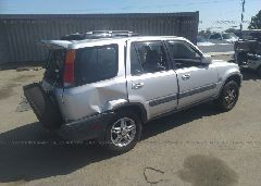 1998 Honda CR-V - JHLRD1769WC066116 rear view