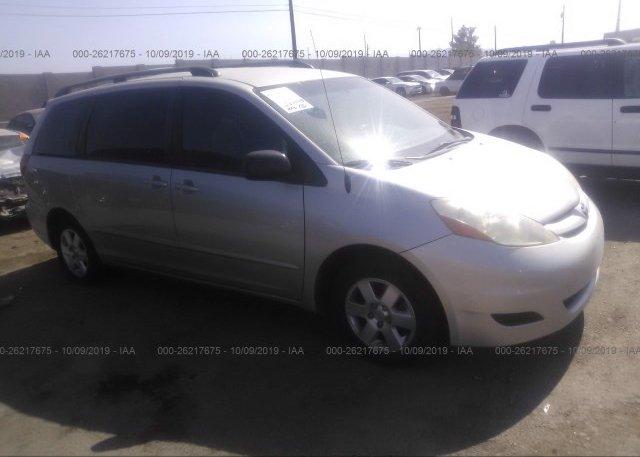 Inventory #987390689 2006 Toyota SIENNA