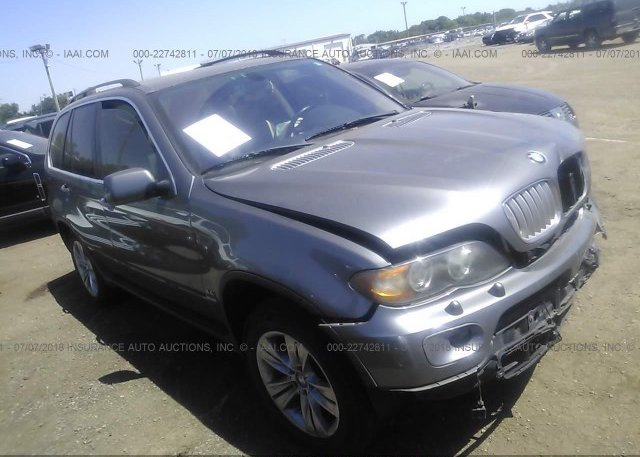 Inventory #480402361 2005 BMW X5
