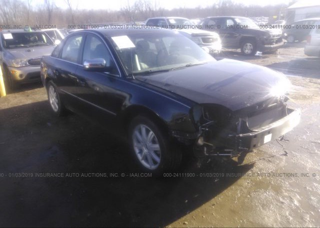 Inventory #422587582 2005 FORD FIVE HUNDRED