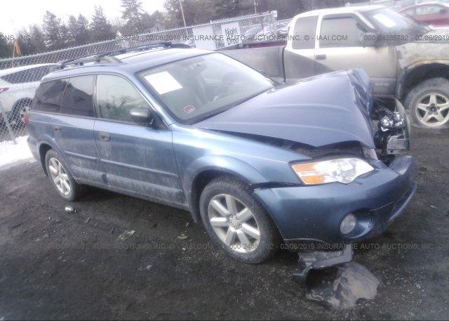 Inventory #154576221 2006 Subaru LEGACY