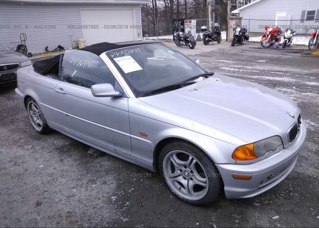 Inventory #610328237 2001 BMW 330
